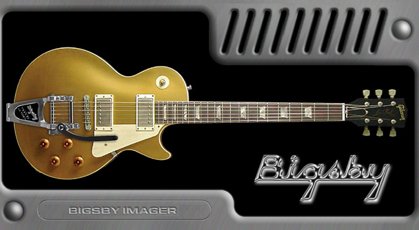 Les Paul - Gold Top